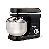 400005 800W Accents Stand Mixer with 6 Speeds & 5L Bowl in Black