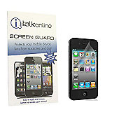 S-Protect LCD Screen Protector & Micro Fibre Cleaning Cloth - Apple iPhone 4