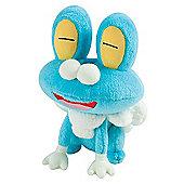 Pokemon XY Soft Toy - Froakie