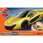 Airfix Quick Build McLaren P1 Model Kit - Hobbies