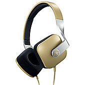 Yamaha HPHM82 Headphones (Gold)