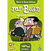 Mr Bean: The Animated Series - Vol. 1