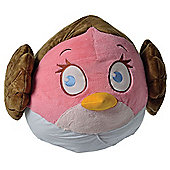 "Angry Birds Star Wars 6"" Plush Princess Leia"