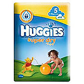Huggies Super Dry 5 Economy Pack 44 Nappies
