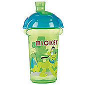 Disney Baby Click Lock 9oz Spill Proof Cup Mickey Mouse Green