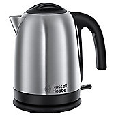 Russell Hobbs 20070 Jug Kettle, 1.7L - Black & Grey