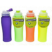 Summit 700ml Florescence BPA Free Bottle Yellow