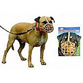 Baskerville Muzzle (Size 8) - Labrador