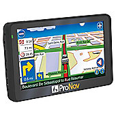 "ProNav PNN350 HGV 5"" Sat Nav LCD Screen UK and ROI Maps"