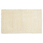 Tesco Feather Look Rug Ivory 150x210cm