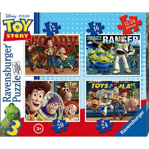 Disney Pixar Toy Story 4 in a Box