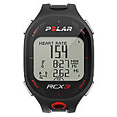 Polar RCX3 Sports Watch/Heart Rate Monitor with GPS
