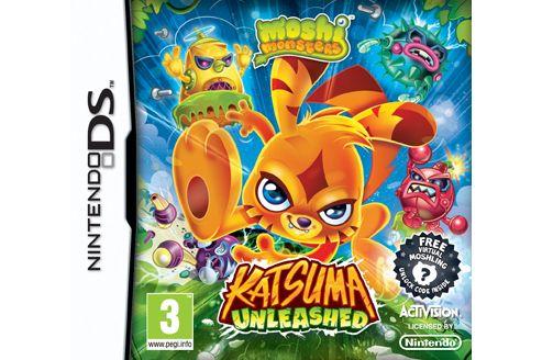 Moshi Monsters - Katsuma Unleashed