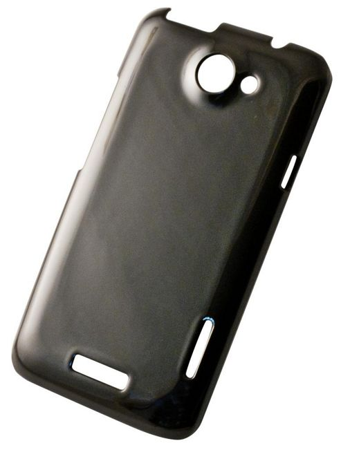 Tortoise™ Hard Case HTC One X Gloss Black