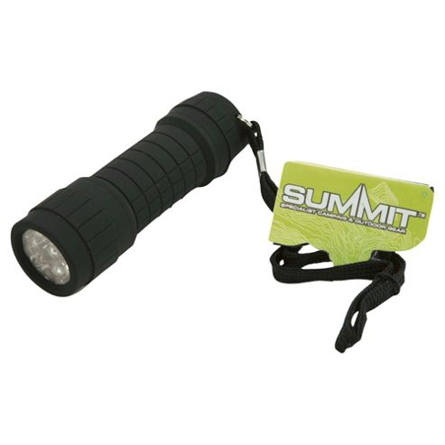 Summit 9 LED Ultra Bright Torch