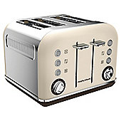 Morphy Richards 242101 Accents 4 Slice Toaster - Sand