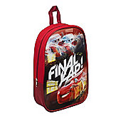 Disney Cars 'Final Lap' Boys Junior Lenticular Backpack