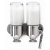 simplehuman Twin Wall Mount Soap Dispenser