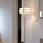 Arturo Alvarez Encaixe Floor Lamp - Brown