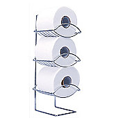 Sabichi Oceana 3 Tier Toilet Roll Holder