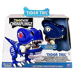 Zoomer Chomplingz Dino Blue Tiger Tail