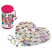 Love Hearts Jigsaw Puzzle 250 Piece