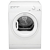 Hotpoint TVFM80CGP Vented Tumble Dryer, 8Kg Load, C Energy Rating, White