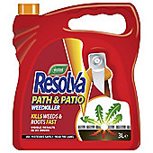 Resolva Path & Patio Weedkiller, 3L
