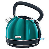 Breville 1.7L Rio Collection Traditional Kettle - Teal