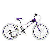 "Concept Chill Out 20"" Wheel Girls 6 Speed Mountain Bike"