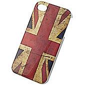 Tortoise™ Hard Case iPhone 4/4S Vintage Union Jack