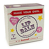 Make your own- Pearly Pink Lip Balm