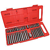Am-Tech Power Bit Set in Metal Tin (40 Pieces)