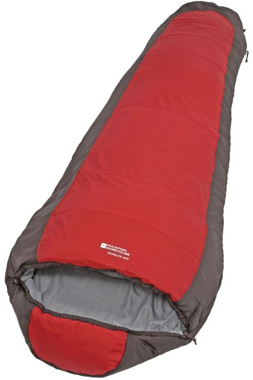 Microlite 1400 Sleeping Bag (right hand zip)