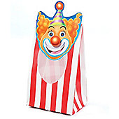 Big Top Circus Party Treat Bags (8pk)