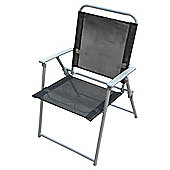 Hawaii Metal &Textilene Folding Chair