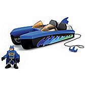 Fisher Price Imaginext DC Super Friends Vehicle Batman Batboat