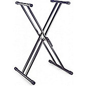 Rocket KXS20 Double Braced X Style Keyboard Stand