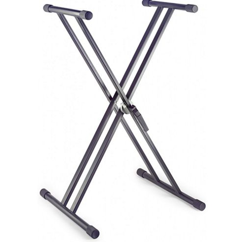 Stagg KXS20 Double Braced X Style Keyboard Stand