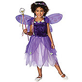 Plum Pixie - Child Costume 3-5 years