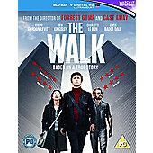 The Walk Blu-ray