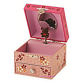 Teddy Musical Jewellery Box
