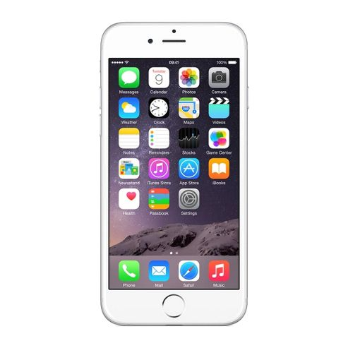 Apple iPhone 6 128GB iOS8 - Silver