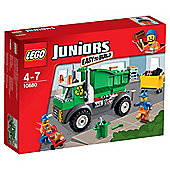 LEGO Juniors Garbage Truck 10680