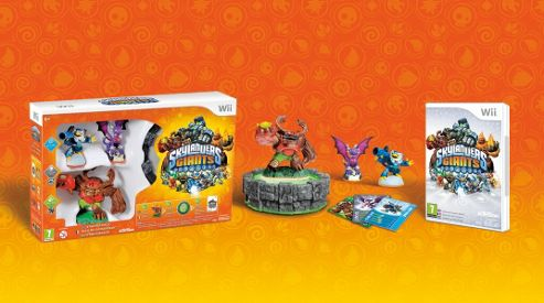 Skylanders Giants - Starter Pack Wii