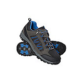 Mens Path Waterproof Walking Hiking Shoes