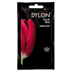Dylon Fabric Dye - Hand Use - Tulip Red