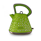 Morphy Richards 108105 Prism, Cordless Kettle, with 1.5L Capacity, in Green