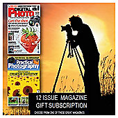 You Chooseinch Photo Subscription Gift Pack