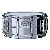Pearl STE-1465S Sensitone Beaded Steel 14x6.5in Snare
